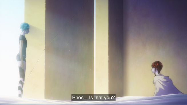 Land of the Lustrous - Phosphophyllite