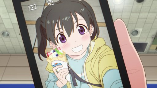 Encouragement of Climb - Hinata Selfie