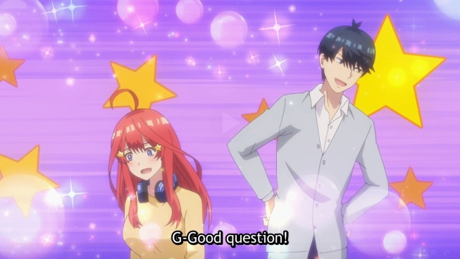 quintessential quintuplets question