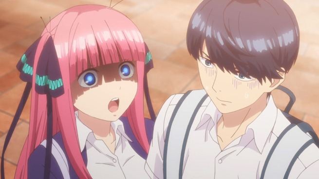 quintessential quintuplets scary