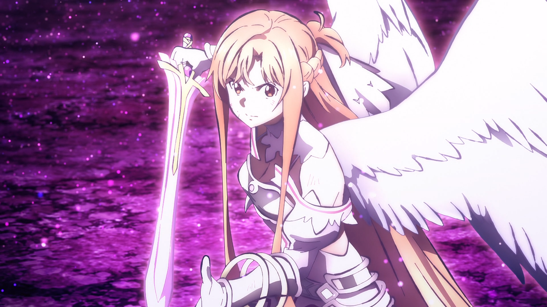 Sword Art Alicization - Asuna Angelic Goddess