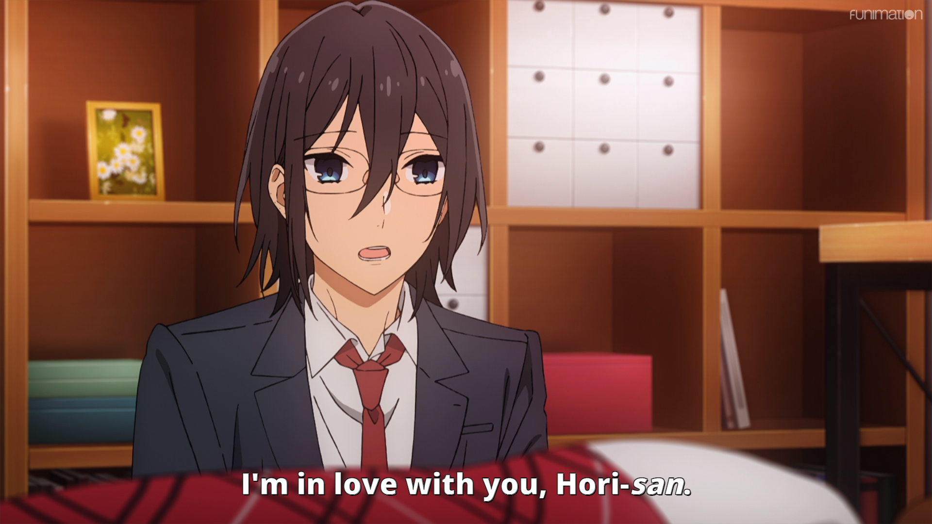 Horimiya Season 1 Episode 4 - I'm in love