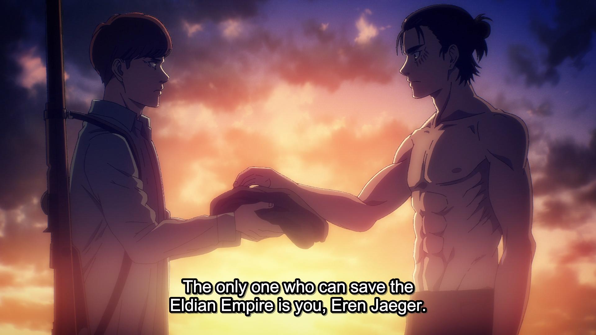 Attack on Titan Final Season - Eldian Empire