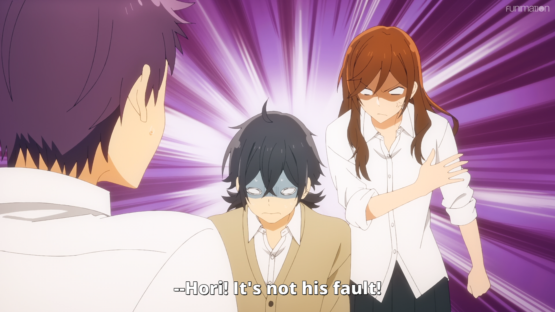 Horimiya Season 1 Episode 9 - Not Miyamura's fault