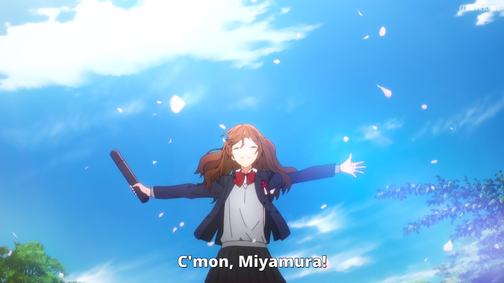 Horimiya Season 1 Episode 13