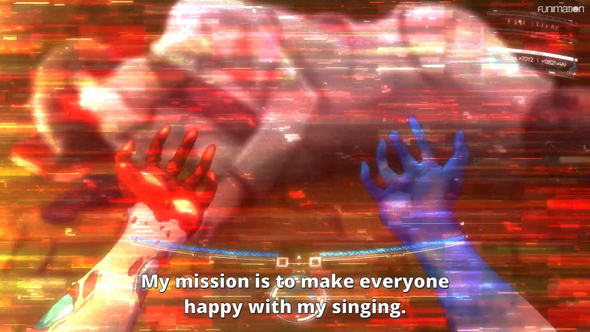 Vivy -Fluorite Eye's Song- Season 1 Episode 6 - Blood on her hands